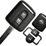 Nissan key fob replacement