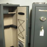 Gun Vault and Safe Opening