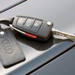 Lost Audi Key
